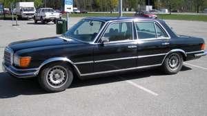 Mercedes 350 SE