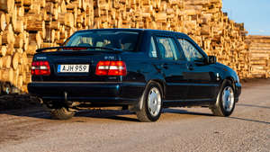 Volvo S70 2.5 SE