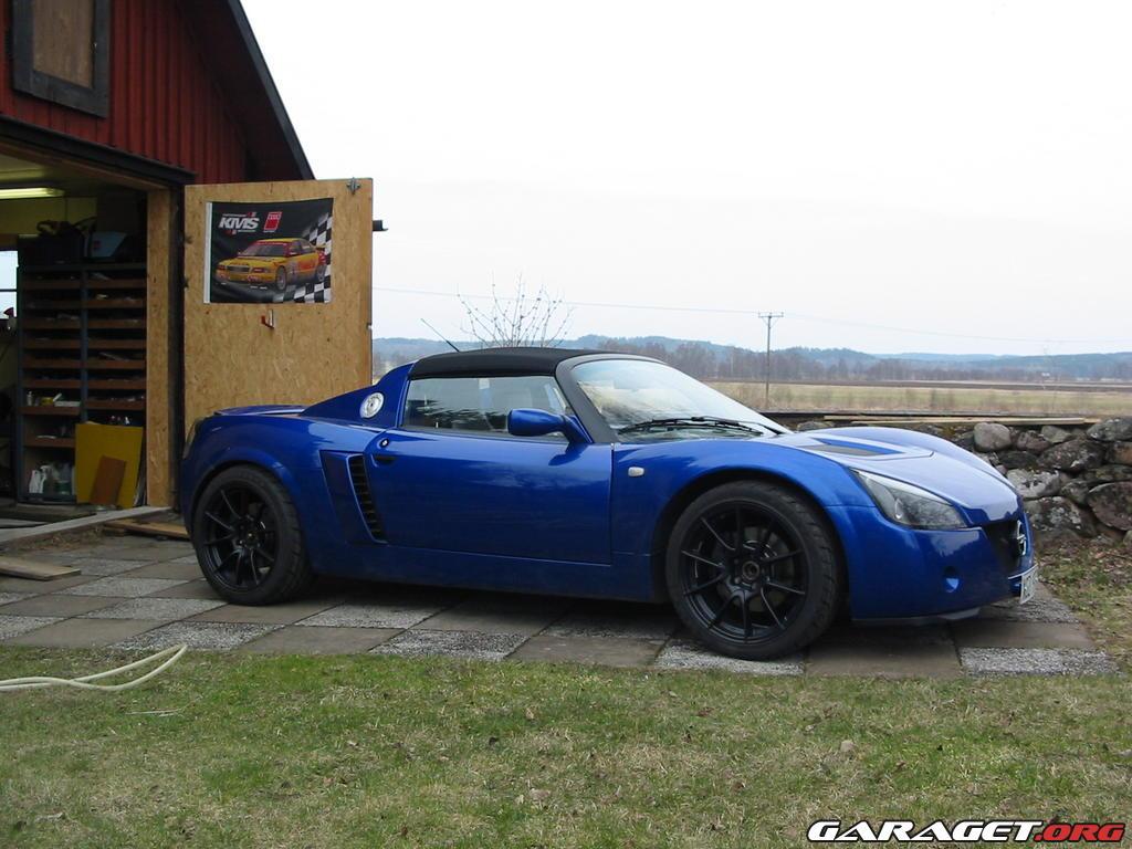 opel speedster turbo 2003 garaget. Black Bedroom Furniture Sets. Home Design Ideas