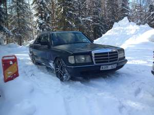 Mercedes w126 300d