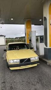 Volvo 944 T gul
