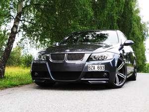 BMW 330iM-Sport, e90