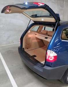 BMW X3 2,5i e83