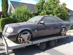 Mercedes 300ce 24v