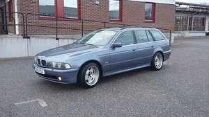BMW 520 TDI Touring