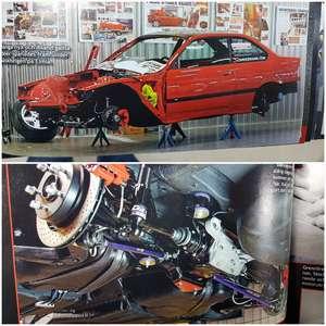 BMW 330 Turbo Sfro