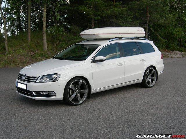 Volkswagen Passat Variant Tsi 2012 Garaget