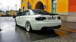 BMW 335 E93 Msport cab