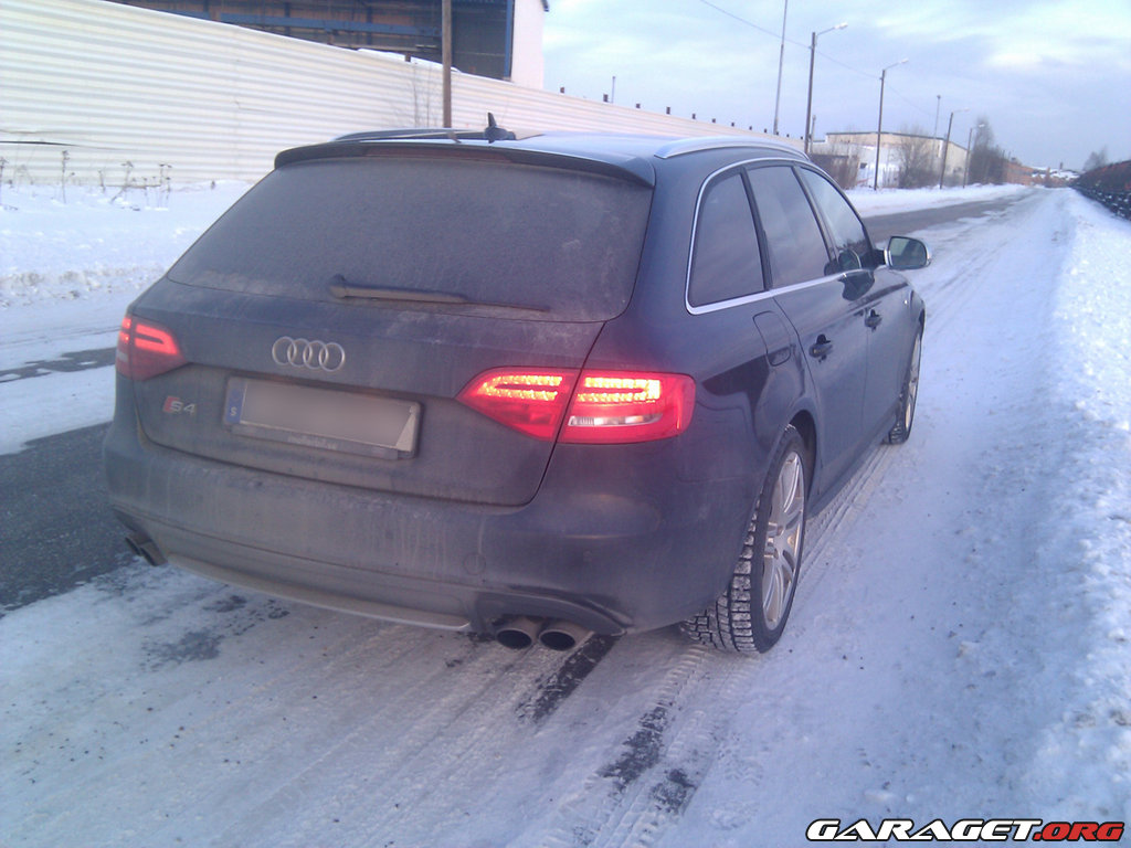 Official B8 S4 Winter Mode Picture Thread