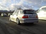 Saab 9-5 Hirsch