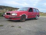 Volvo 855 GLE