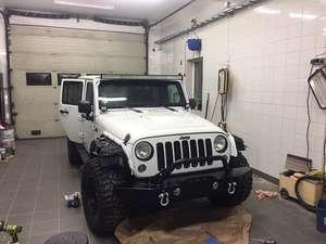 Jeep Wrangler JK Polar Edition
