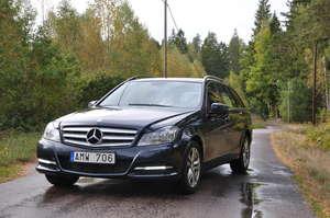 Mercedes C220 CDi Avantgarde