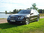 Mercedes w211 320 cdi Avantgarde