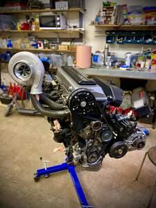 Audi 80 Quattro 2.5 20V Turbo