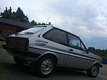 Ford Fiesta MK1 RS-Turbo