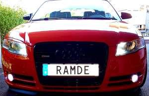 Audi A4 Cabbe
