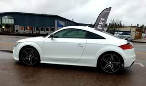 Audi TTRS