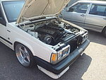 Volvo 740 Turbo Intercooler