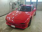 Mazda rx 7 twin turbo