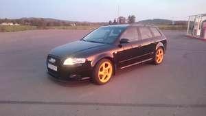 Audi A4 1,8T quattro Avant S-line