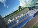 Saab 9-3 Viggen-optikk og Twinpipe