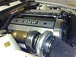 BMW E30 328 M50 turbo