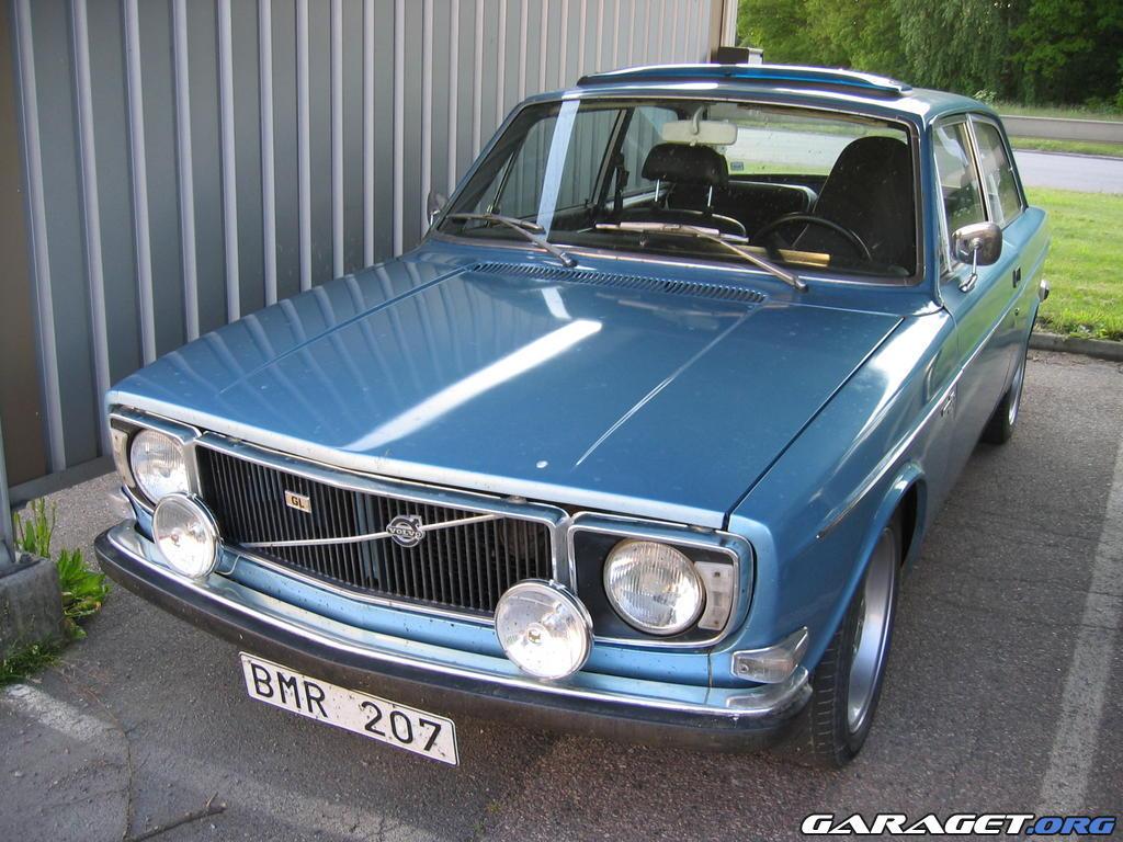 Volvo 142 Grand Luxe 1972 Garaget