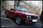 BMW E30 325 Cab