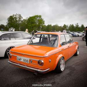 BMW 1602 Turbo