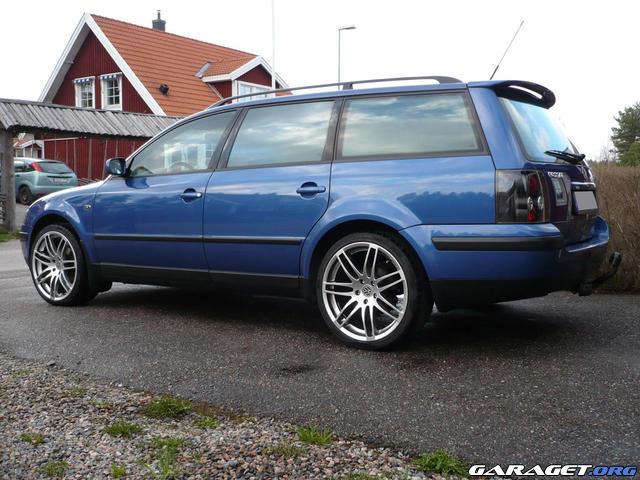Garaget volkswagen passat 1 8t 2000 for Garage volkswagen 33