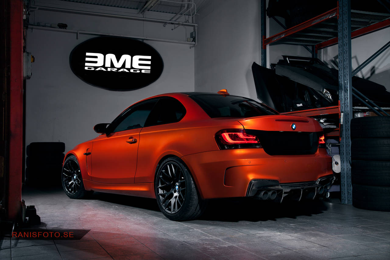 Bmw 1m 2012 garaget for Garage bmw 33