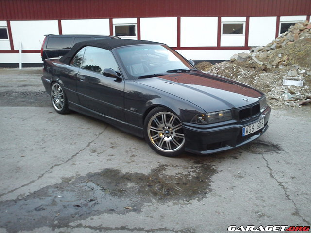 Bmw 325ia cab 1993 garaget for Garage bmw 33