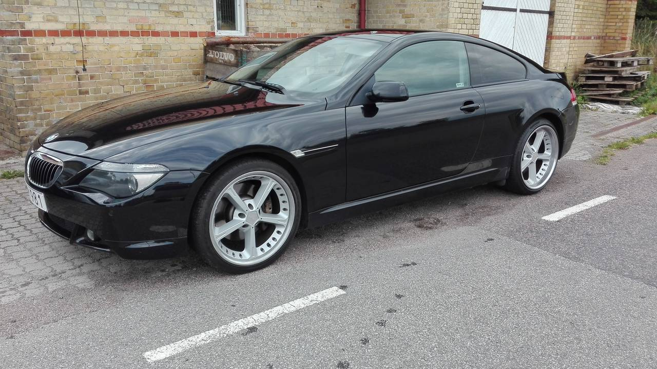 Bmw 645cia 2004 garaget for Garage bmw 33