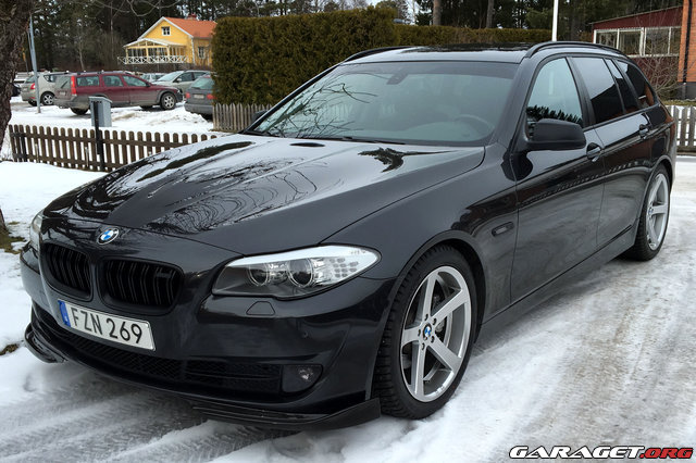 Bmw 520d f11 2012 garaget for Garage bmw 33