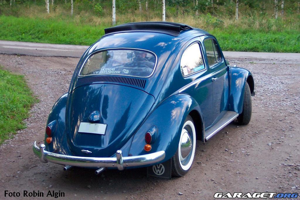 Volkswagen 1200 typ 1 1960 garaget for Garage volkswagen 33