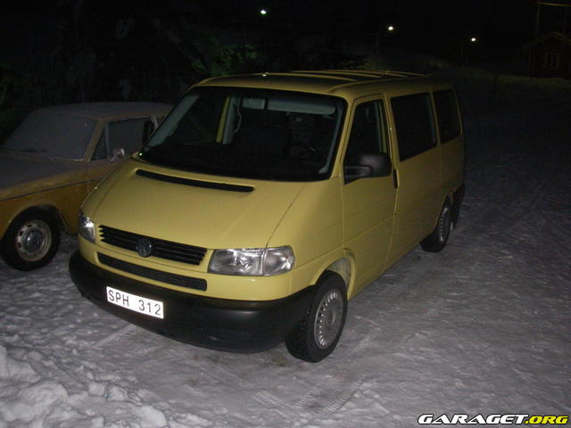 Volkswagen caravelle 2002 garaget for Garage volkswagen 33