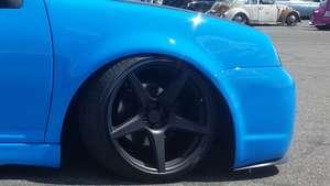 Volkswagen Golf Gti 1,8T Polestar Concept