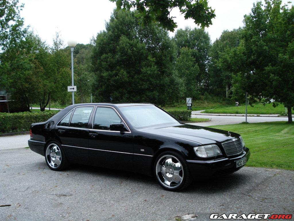 Mercedes s500 lorinser w140 1994 garaget for Garage mercedes 93 bondy