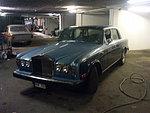 Rolls-Royce silver shadowII