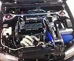 Mitsubishi Evo 6 tme 600 hk