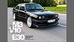 BMW M3 E30 V10
