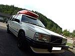 Volvo 745 GLE