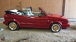 Volkswagen Golf mk1 cab