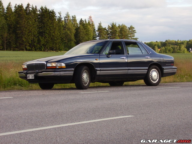 Pictures Of My Buick Park Avenue 91 Your Ride Pics And