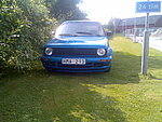 Volkswagen Golf 2 gti 8v