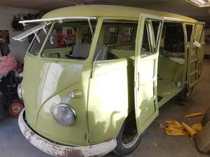 Volkswagen Splitbuss T1