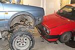 Volkswagen Golf 2 1.8cl