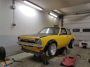 Opel Kadett C Pro Retro