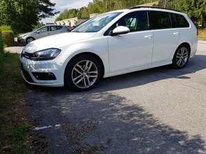 Volkswagen Golf sportcombi R-line 4motion
